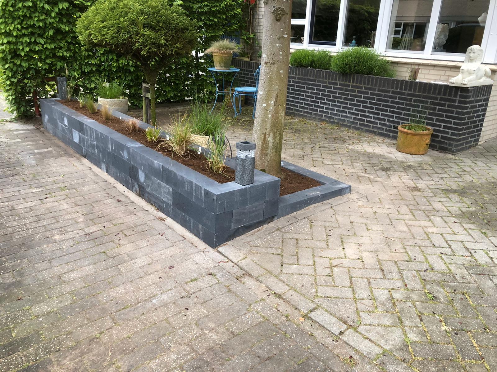 Nieuwe tuin door Mitch Tuinen 1